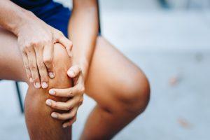 Ostéotomie tibiale - blessure genou